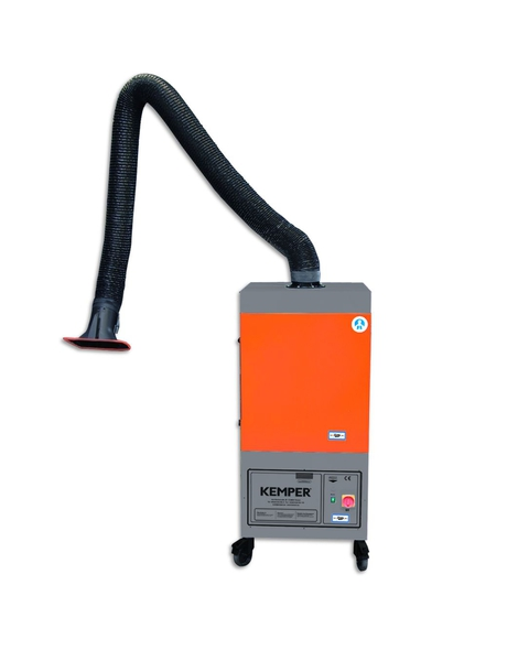 Kemper FilterMaster XL | Welding Smoke Filtration | Industrial Air Filtration
